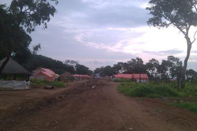 Miringi, un village dans une carrière du cuivre et du cobalt dans le Katanga ©crédit photo : Hervé Mukulu